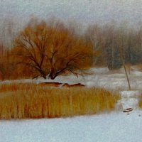Зимнее :: Татьяна Панчешная