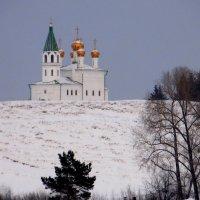 Церковь св.Петра и Павла. :: nadyasilyuk Вознюк