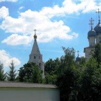 Коломенское в июле. :: Владимир Драгунский