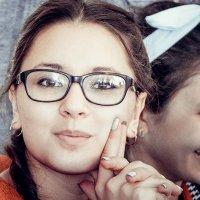 Портрет девочки_2 :: Валерий Левичев