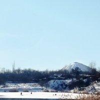 Зимний ставок :: Сергей Дубовик