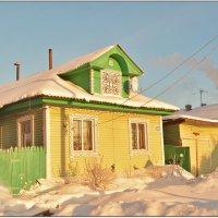 Солнечный домик. :: Марина Никулина