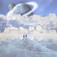 Ледяная планета :: Владимир Безбородов