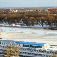 Река Дон зимой :: татьяна