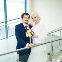 Свадебная фотосессия в торговом центре :: Екатерина Гриб