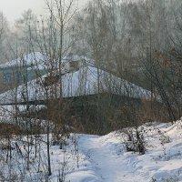 В поисках снегирей, или где меня носило... :: Екатерина Торганская