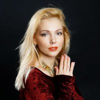 Актриса Марина Ц. :: Михаил Трофимов