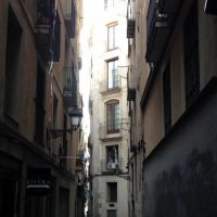 Старые улочки Барселоны. :: Елена