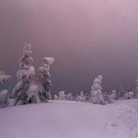 Вечер на полюсе ветров :: Владимир Кочкин