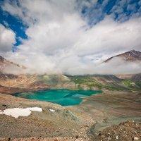 Озеро в горах Байкала :: Дмитрий Ш