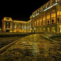 Королевский дворец :: Александр Бойко