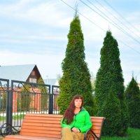 В саду :: Светлана Ларионова