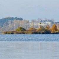 Екатеринбург,маяк на островке. :: megaden774