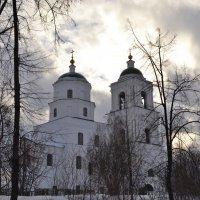 Церковь Сошествия Святого Духа, г. Кыштым :: Людмила Якимова