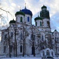 Христорождественский храм, г. Кыштым :: Людмила Якимова