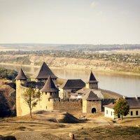 Хотинская крепость :: Дарья Аристова