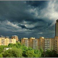 Грозовое небо мая :: Олег Осипов
