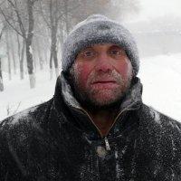 В Самаре метель :: Александр Алексеев