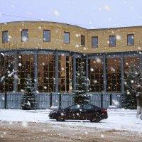 Строительство нового шахматного клуба в Саратове. :: Anatol Livtsov