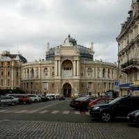 Театральная площадь. :: Николай Сидаш