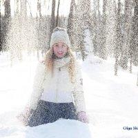 Девушка в парке :: olga