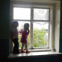 Что же там за окном. :: Надежда Труфанова