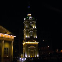 колокольня храма Александра Невского :: Аркадий