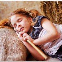Уставший поварёнок :: Елена Сергеева