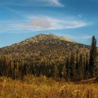 Осень в горах! :: Александр Потапов