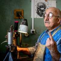 Мастер Егише... (2) :: Влад Никишин