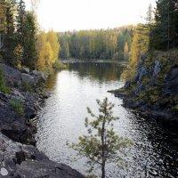 Водопад «Кивач» :: Елена Павлова (Смолова)