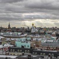 Московские крыши :: Elena Ignatova