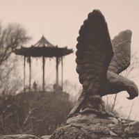 статуя орла :: Ник Карелин
