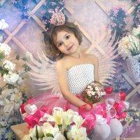 цветочная фея... )) :: Райская птица Бородина