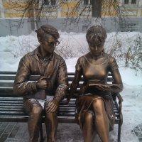 Скульптура Студенты :: Tarka