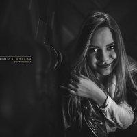 Косуха и ч/б.. :: Наталья Корнилова