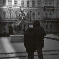 Прогулка по городу :: Наталия П