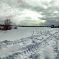 Спящее озеро . :: Андрей