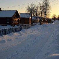 Морозное утро. :: Дмитрий Строганов