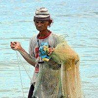 Балийский рыбак :: Асылбек Айманов