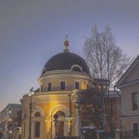 Церковь :: Сергей Федоткин