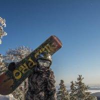 extreme winter :: Dmitry Ozersky