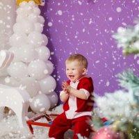 Счастливый малыш :: Анастасия Шаехова