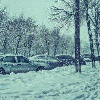 Зарисовки зимы... :: Анатолий Михайлович