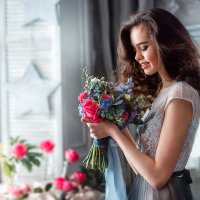 Нежное утро невесты :: Юлия Трошина