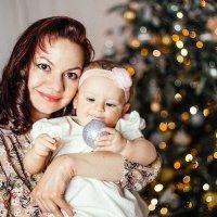 С мамой :: Алена Шпинатова
