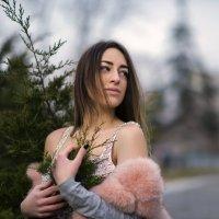 Зимняя Анна :: Jenya Kovalchuk