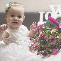 Моя маленькая принцесса! :: Семен Кактус
