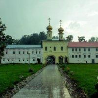 Церковь Вознесения Господня. :: Сергей Кочнев