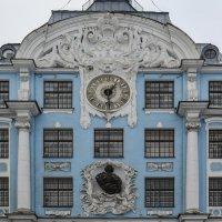 Часы на Нахимовском военно-морском училище :: Лариса Лунёва